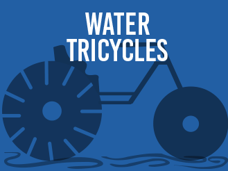 WATER TRICYCLES